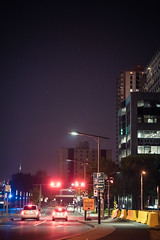 Longueuil at Night (AxelM45) Tags: sony a7rll a7r2 batis 85mm longueuil
