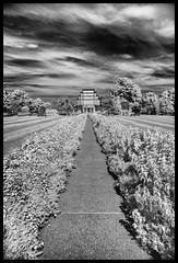 The Jewel Box in Infrared - No. 1 (Nikon66) Tags: jewelbox infrared forestpark stlouis missouri nikon d800