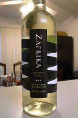 2010 Zafrika Sauvignon Blanc