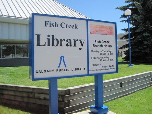 Fish Creek Library (Calgary)