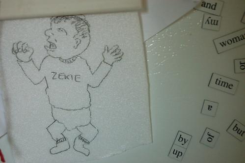 z drawing