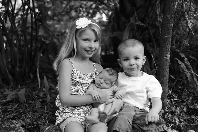 My 3 awesome kiddos