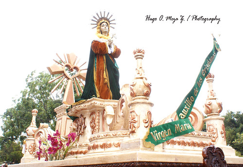 Procesión de La Iglesia de Santa Ines 04