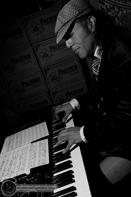 New Latin Jazz Group at El Camino 32311 © Michael Klayman-005