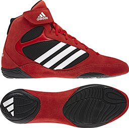 adidas wrestling shoes Red Black