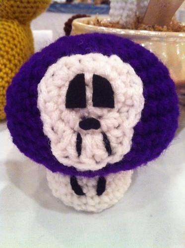 Mario Poison Mushroom
