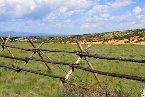 Buck Fence Laramie