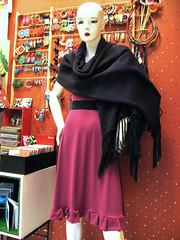(plyades-ropa tejida) Tags: argentina thread fashion dress moda cotton pashmina seda ropa vestido textil algodon tejida pleyades