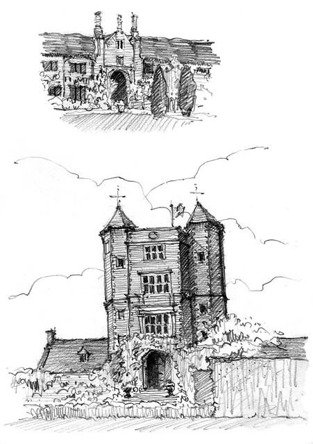 Sissinghurst-Clay-Sketch