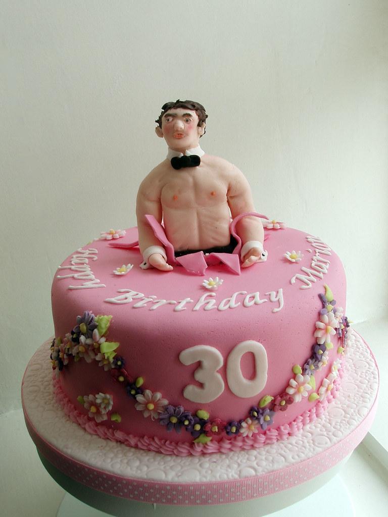 Birthday Cake Hunk