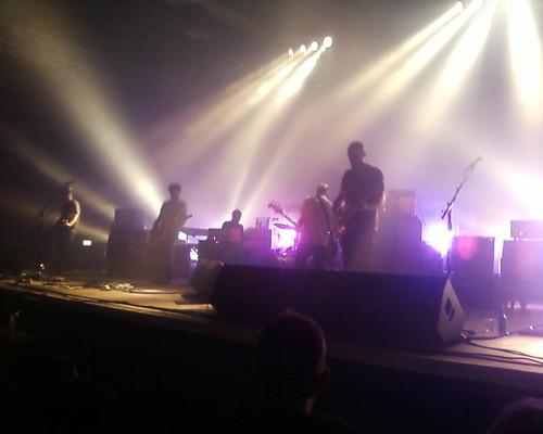 Mogwai Berlin Huxleys live Konzert new album