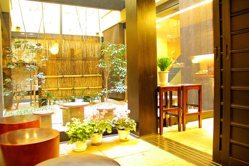 Lobby at Sakura Ryokan