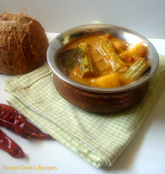 Thenga Aracha Curry