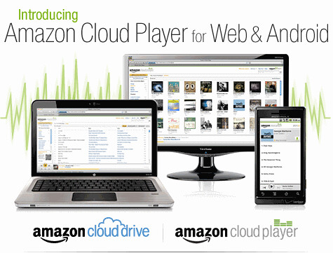 Amazon Cloud Drive and Player