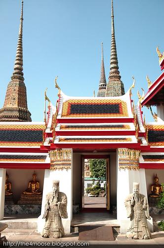 Wat Pho - Phra Maha Chedi Si Rajakarn