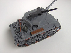 M24 Chaffee - 01 (Carpet lego) Tags: us tank allie lego wwii ww2 allies chaffee allied