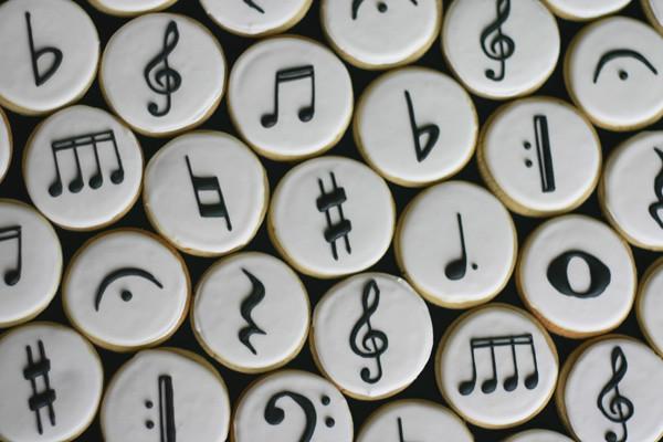 music cookies 2