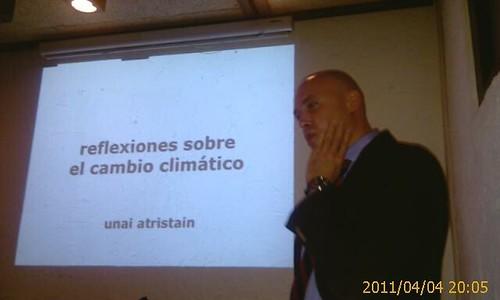 Reflexiones sobre el cambio Climatico en Larruzz by LaVisitaComunicacion
