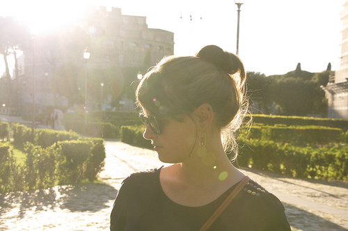 sunshine, rome