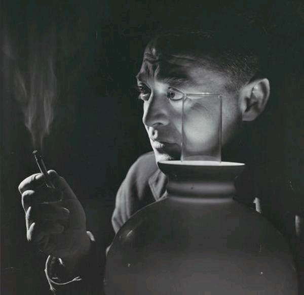 Peter- Lorre- Yousuf-Karsh 1946