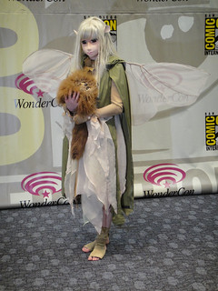 WonderCon 2011 Masquerade - Kira and Fizzgig f...