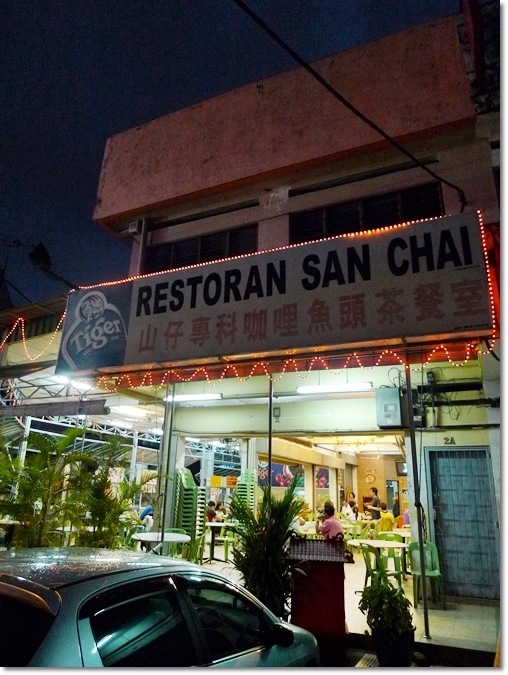 San Chai @ Bercham