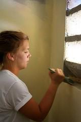 painting windows