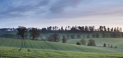 Dawn Sky (icimages76) Tags: morning sunrise dawn sony polarizer a300 fawsley daventry 1680