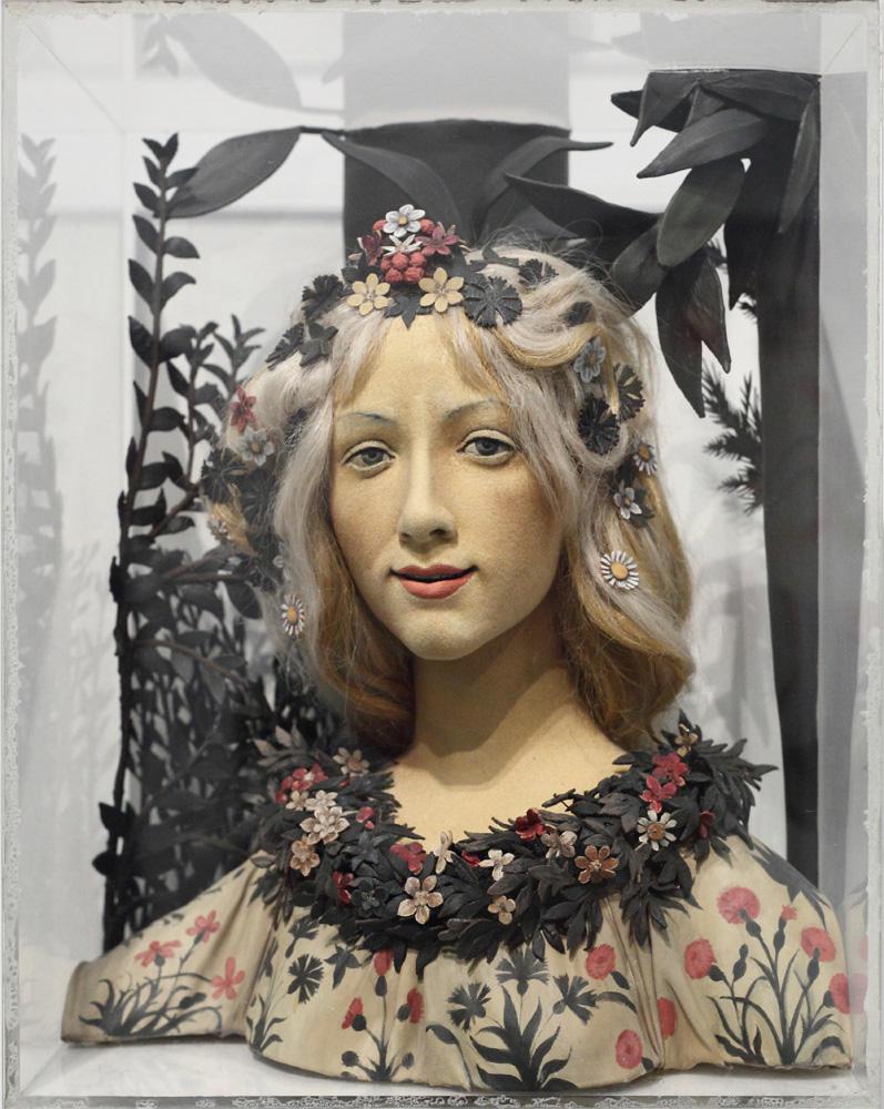 Saskia de Boer, Botticelli's Primavera, 1971-1972