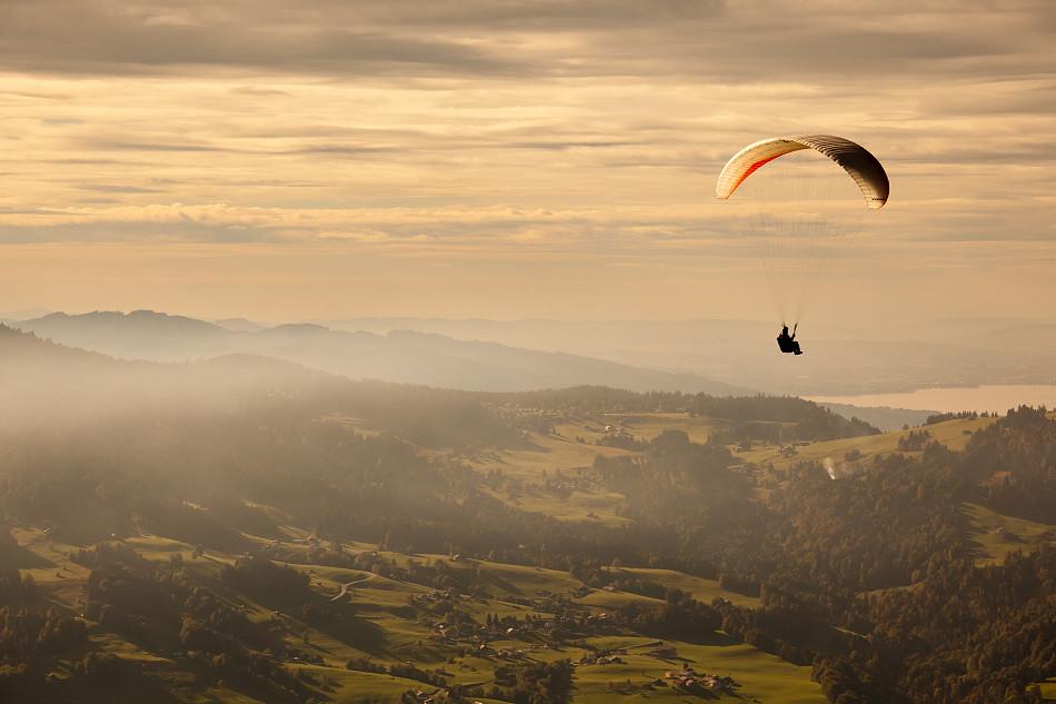 奧地利邊境山色之美