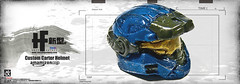 HAZEL-FANTASY - Custom Carter Helmet (HAZE-1/4cm) Tags: design amazing hand parts board helmet system made hazel production carter gamo nightmare custom armory product ltd accessory hazelfantasy
