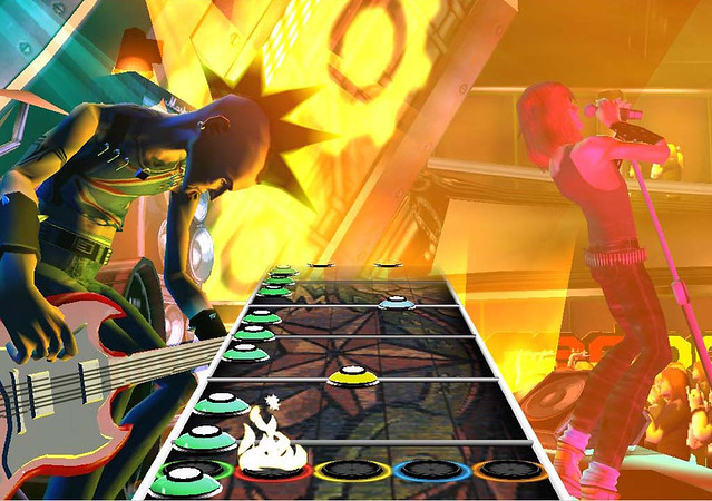 Guitar Hero Johnny