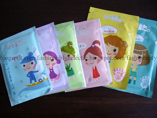 Face Q masks