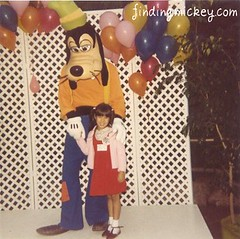 disneyland goofy 1983