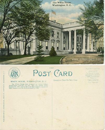 White House (prelinen)