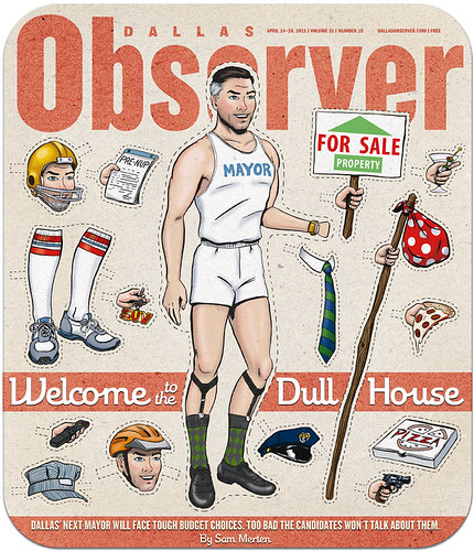 Dallas Observer Cover