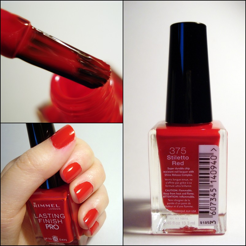 Rimmel Lasting Finish Nailpolish