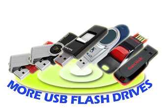 click for more USB Flash Drives