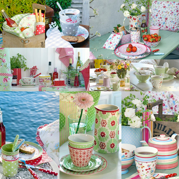 Collage GreenGate