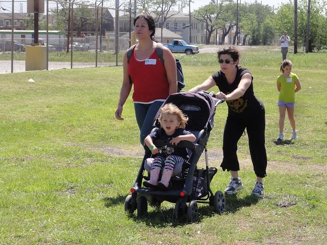 Stroller Hike
