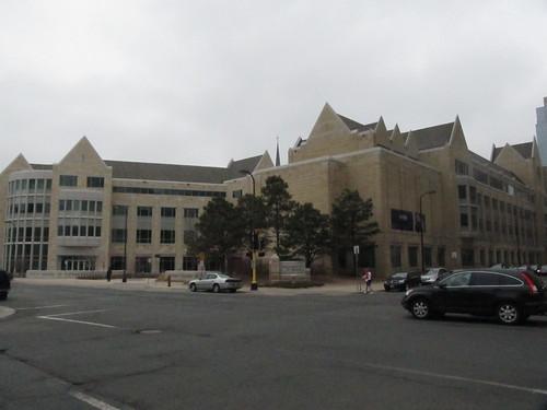 St Thomas Downtown Minneapolis Campus