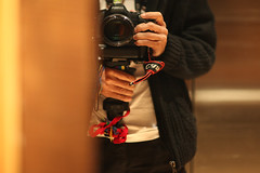 LITTLE TOKYO (FUTURADOSMIL) Tags: digital reflections photography losangeles autoportrait image picture mirrors futura manfrotto futura2000 marktwo futuradosmil fvtvra canoneoscincodelta markdos fvtvramm
