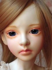 Make-up Dollstown Hannah (LaureMillustration) Tags: doll handmade makeup bjd dollstownhannah