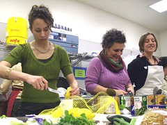 Community Kitchen Cooking (Seattle Parks) Tags: healthy you parks bdop