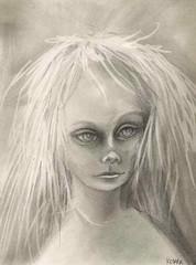 strawhair (Kesara Art) Tags: world skeleton real ghost illustrations ufo feeling outerspace extraterrestrials et closeencounters abduction smells encounter frightening benevolent kesara ufoart kesaraart christinedennett prestondennett ex