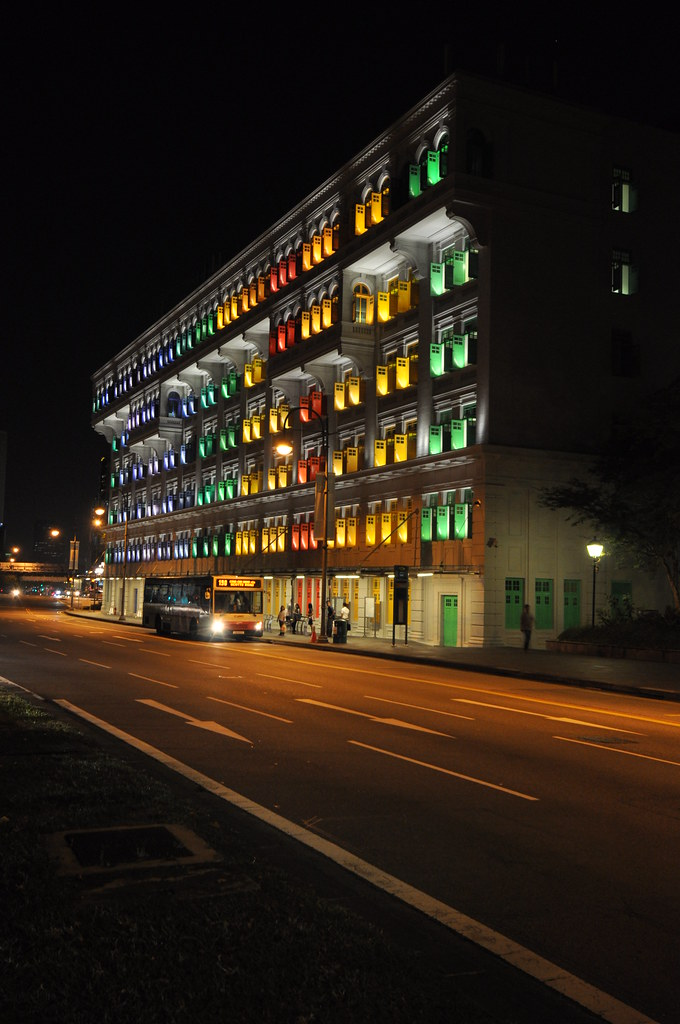 MICA Building, Singapore ...