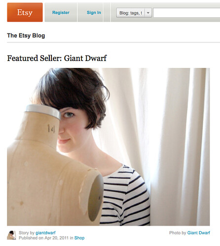 Giant Dwarf // Featured Seller