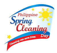 philippine spring cleaning day