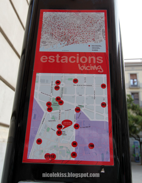 bicycle spots