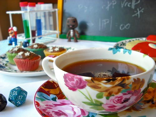 Girl Geek Tea Party